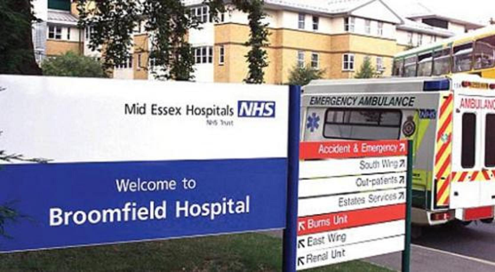 Broomfield Hospital chief says tackling deficit is the
