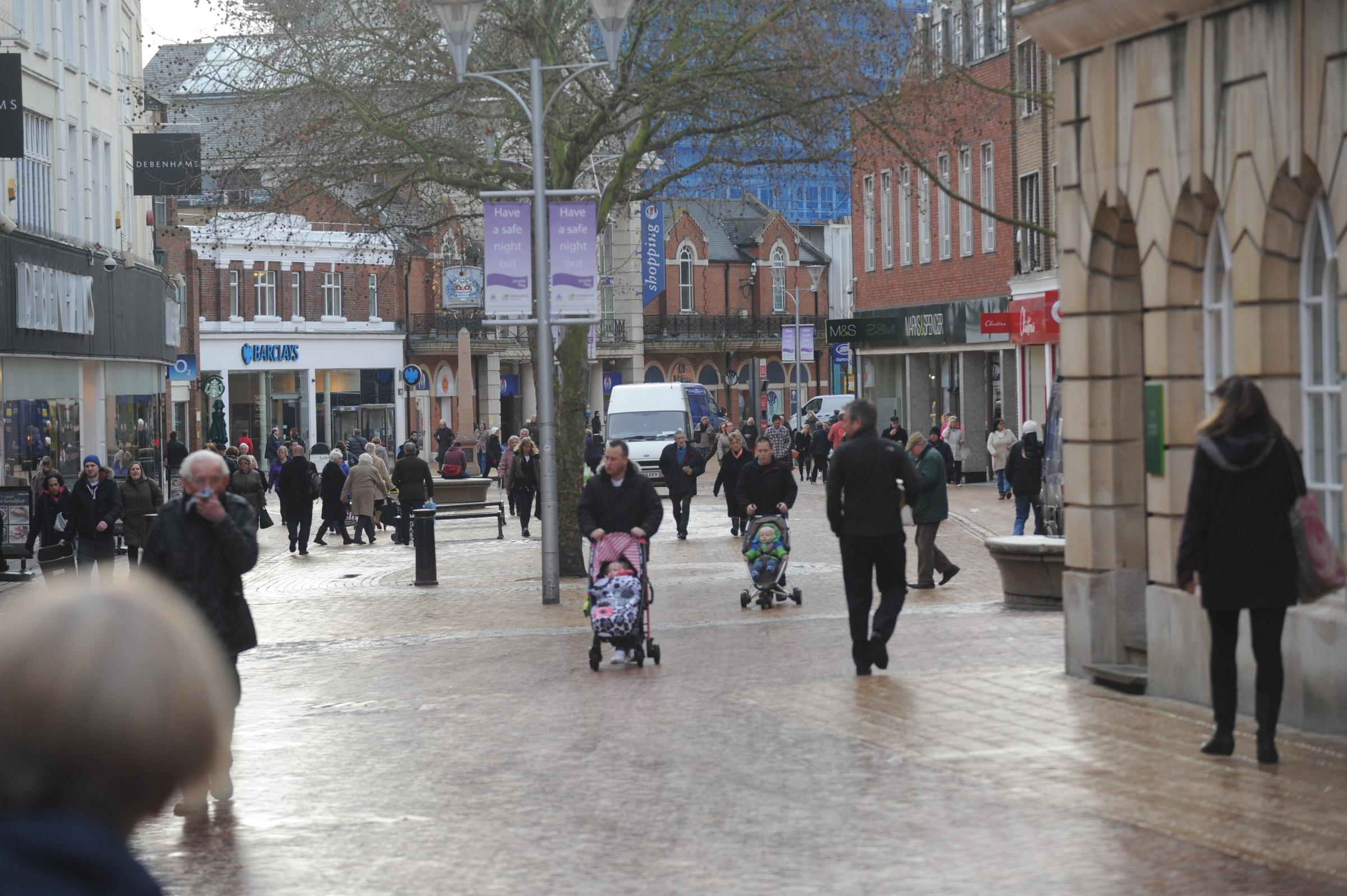 The takeover by Schroders could spark more investment in Chelmsford city centre