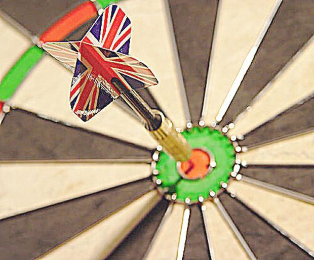 DARTS: Underdogs on target to reach cup final
