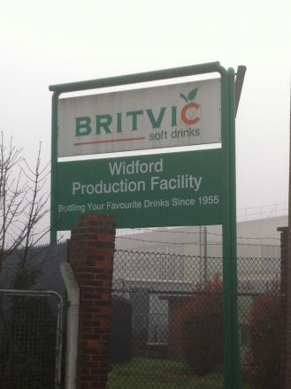150 year era ends as Britvic says goodbye to Chelmsford