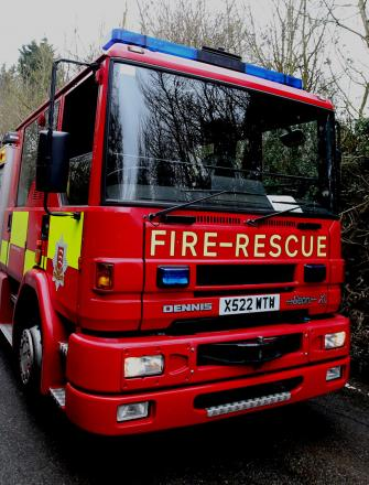 Essex Fire Authority to pay £15million to Government