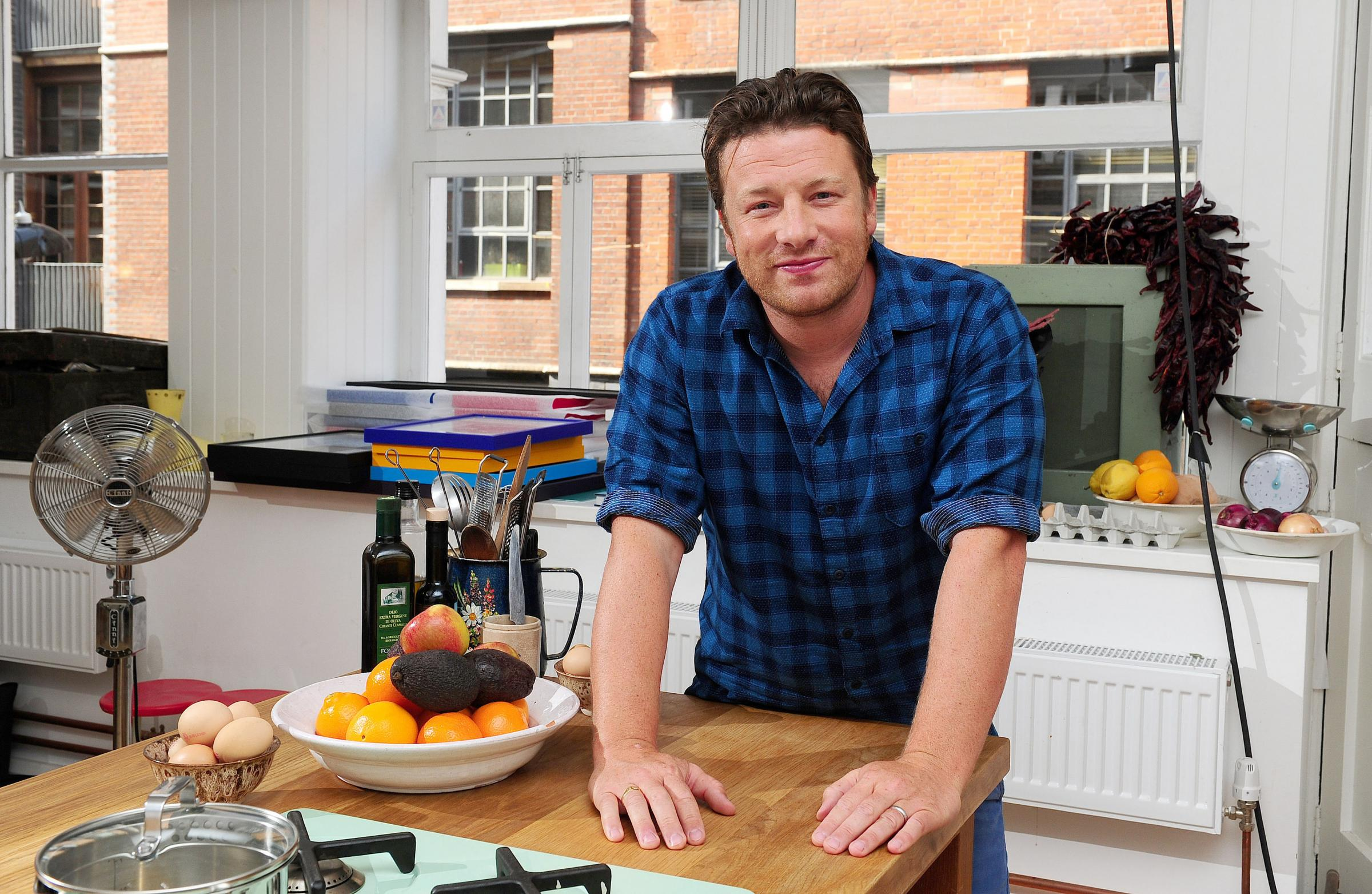 Jamie Oliver plans Italian for former bank building