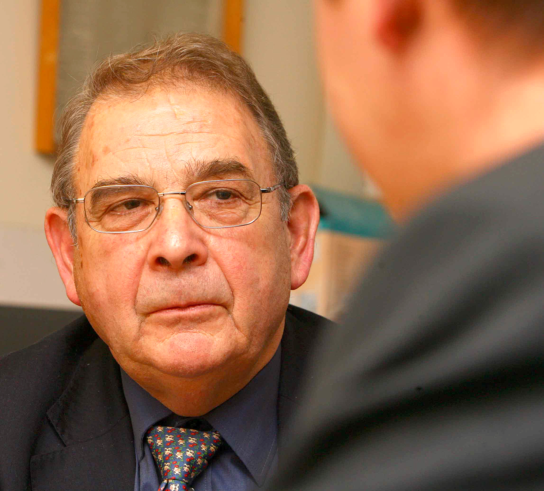 Lord Hanningfield, the former Tory leader of Essex County Council