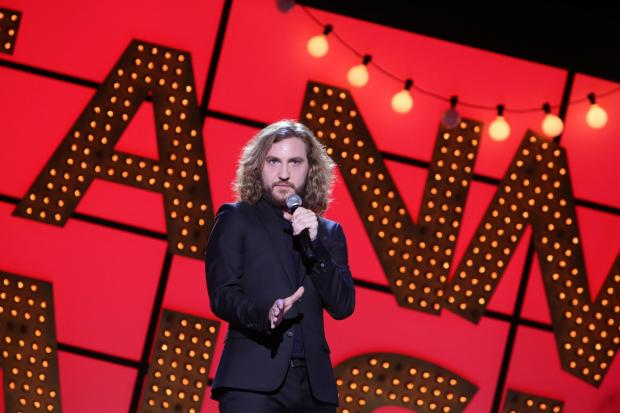 Seann Walsh is star of numerous TV shows including Mock the Week