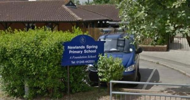 Newlands Spring Academy Primary School, in Dickens Place