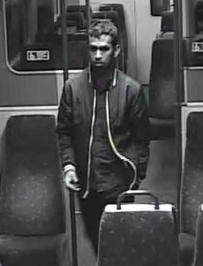 New CCTV image released after sexual assault on Southend train