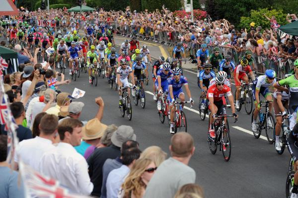 Tour De France fever swept through Chelmsford last month, now commuters are being urged to get on their bikes