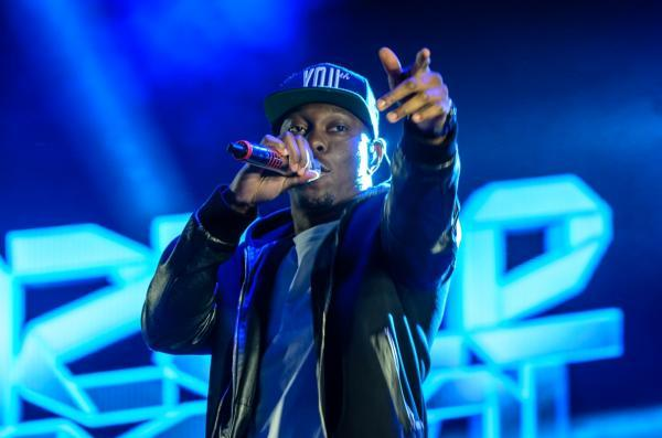 Dizzee Rascal tops the bill at next weekend's Brownstock festival