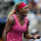 Chelmsford Weekly News: Serena Williams made it a hat-trick of victories against Americans, beating Varvara Lepchenko (AP)
