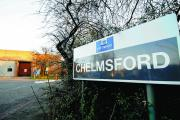 Chelmsford prison officer numbers down 35%