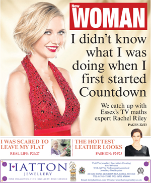 Chelmsford Weekly News: New woman 10th Nov - Echo