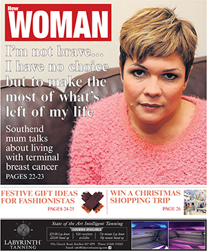 Chelmsford Weekly News: Echo New Woman 08 12 14