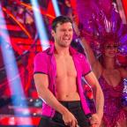 Chelmsford Weekly News: Mark Wright's chest will be kept under wraps in Strictly final