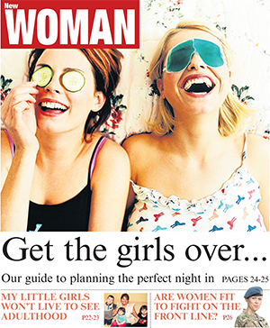 Chelmsford Weekly News: Echo New Woman 29 12 14