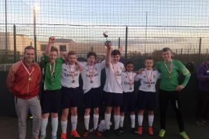 Chelmsford man coaches deaf football team all the way to the finals of national competition