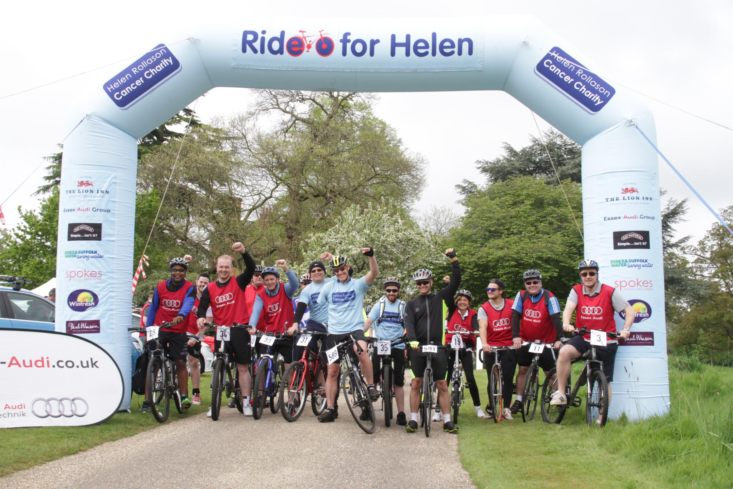 Ride for Helen is back! Saddle up and raise some money for a worthy cause