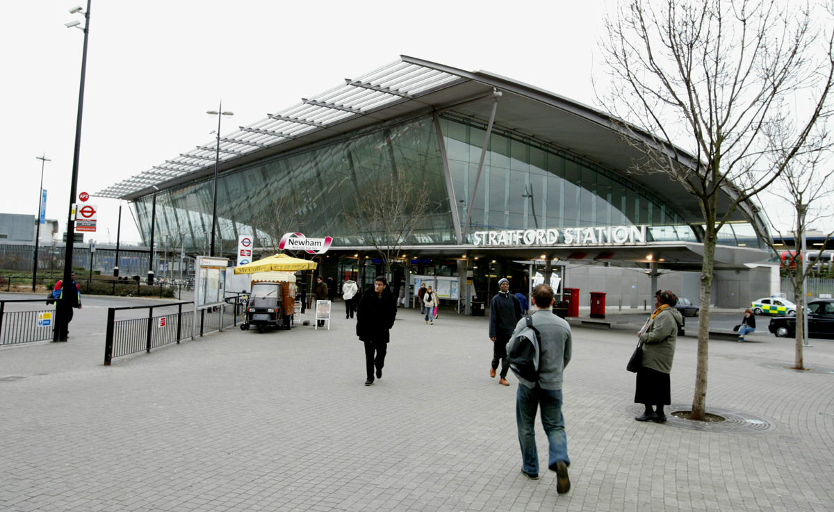 Emergency response as person stabbed at Stratford Station