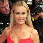Chelmsford Weekly News: Amanda Holden lies naked on a bed of cabbages for Peta