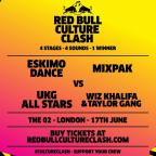 Chelmsford Weekly News: Red Bull Culture Clash artists announced for each crew