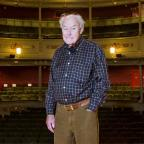 Chelmsford Weekly News: Are theatre audiences too old? Veteran actor Timothy West thinks not