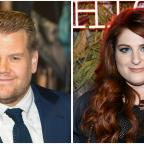 Chelmsford Weekly News: James Corden joins Meghan Trainor on stage for a duet in LA