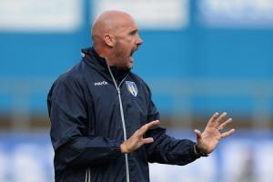 McGreal: let's keep pushing for a play-off spot