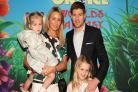 Steven Gerrard and wife Alex expecting fourth child