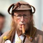 Chelmsford Weekly News: You won't believe what John McCririck looked like after he went on 100% Hotter