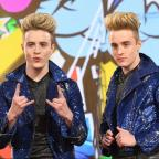 Chelmsford Weekly News: Jedward offer flawless logic for why the CBB toilet is a mess...then get back to eating a strawberry