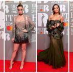 Chelmsford Weekly News: Stars show plenty of skin in glitzy red carpet outfits at the Brit Awards