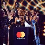 Chelmsford Weekly News: Little Mix give shout out to their exes as they collect Brit Award for Best Single