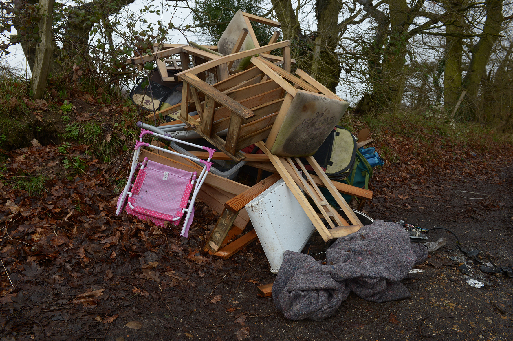 Rural survey - police want to know about issues like flytipping which affect rural residents