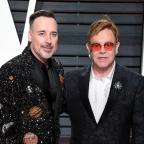Chelmsford Weekly News: David Furnish calls husband Sir Elton the 'greatest gift' on singer's 70th