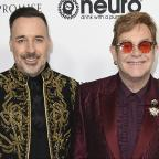 Chelmsford Weekly News: Sir Elton John celebrates 70th birthday at Los Angeles showbiz party
