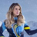 Chelmsford Weekly News: Vogue Williams still on the mend following knee injury received on The Jump
