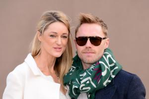 Ronan Keating 'bursting with love' for newborn son