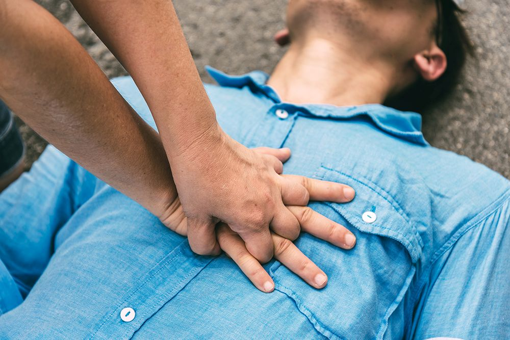 Learn CPR on Restart a Heart Day