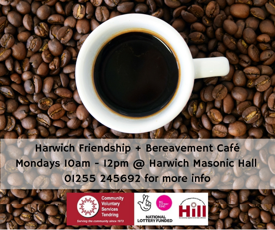 Harwich Friendship & Bereavement Café