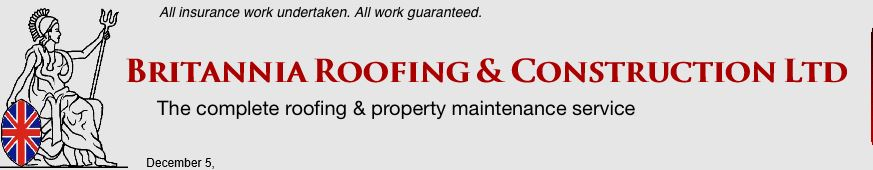 Britannia Roofing & Construction