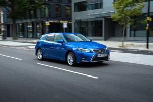 Road test: Lexus 200 CT200h F Sport