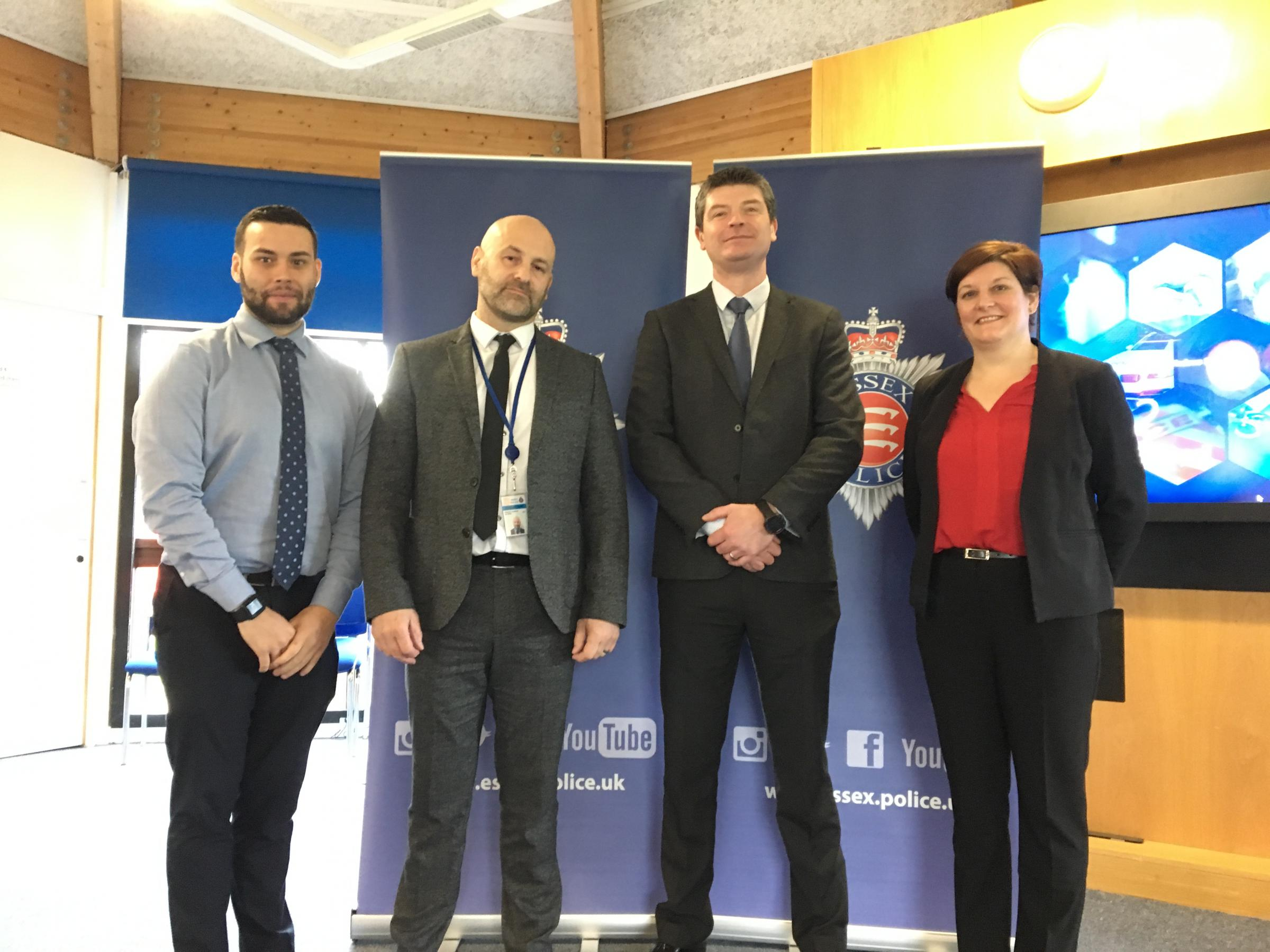 Civilian detective scheme launched by Essex Police
