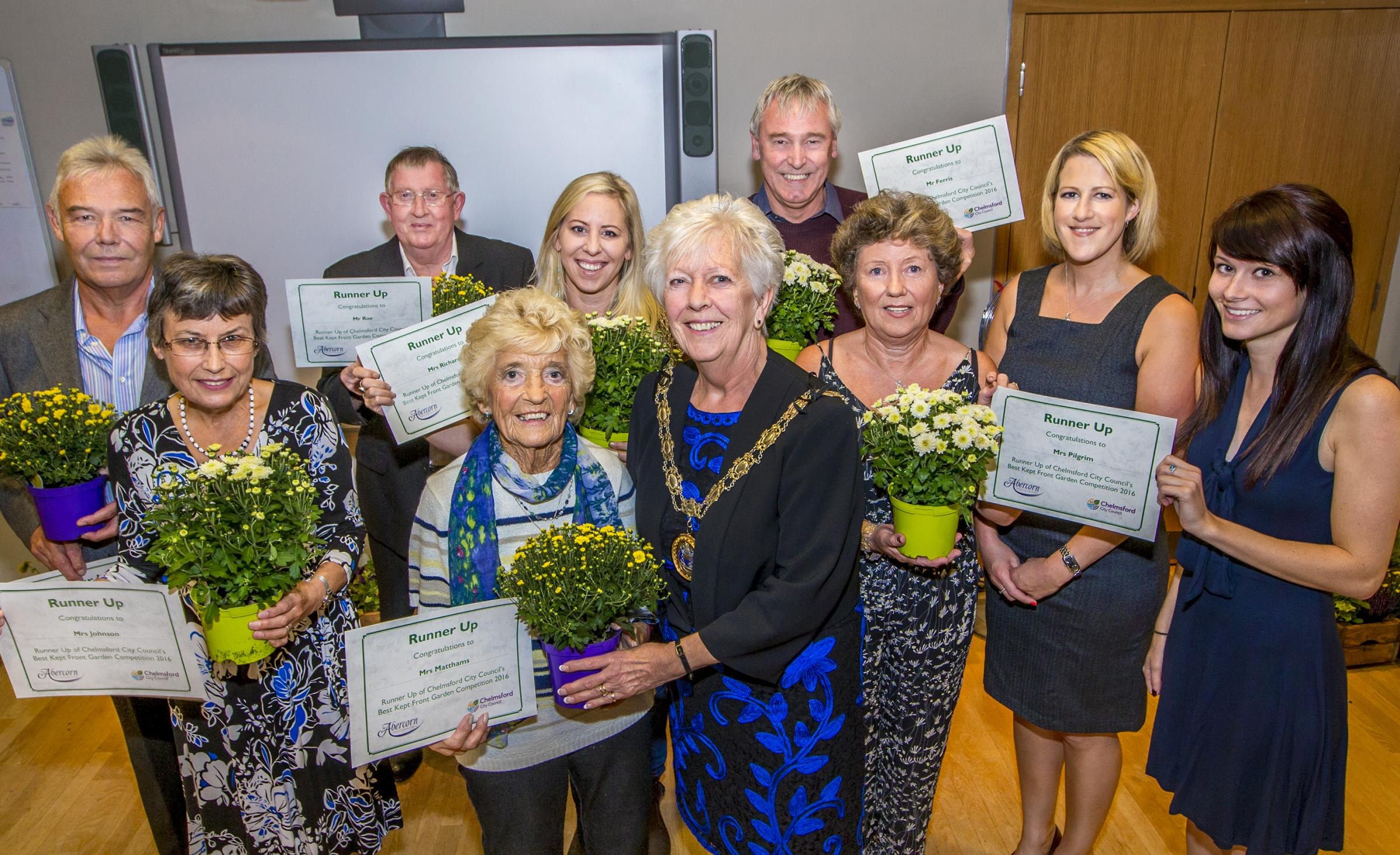 Council awards