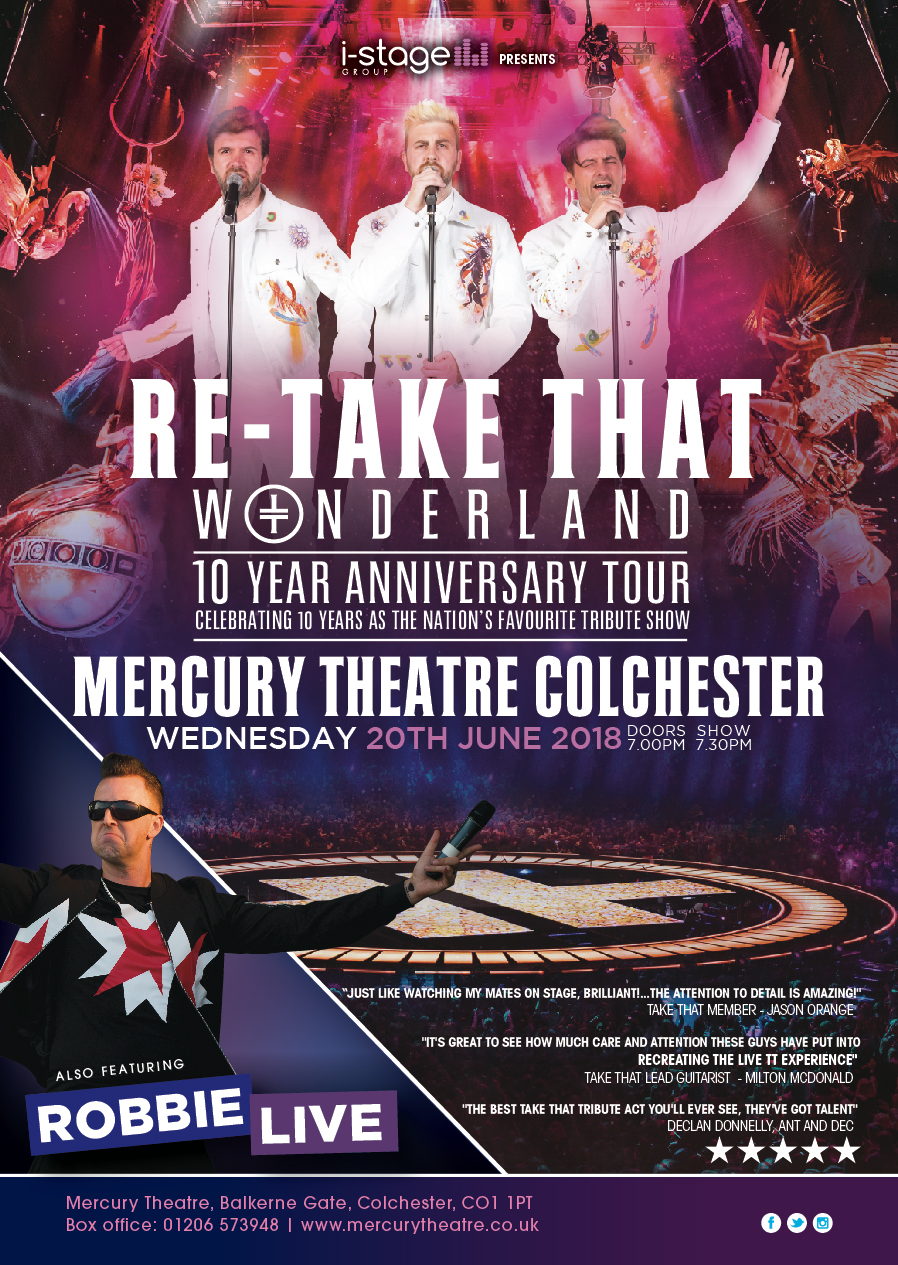 RE-TAKE THAT WONDERLAND TOUR
