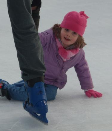Money off deal for ice skaters in Chelmsford on Sunday