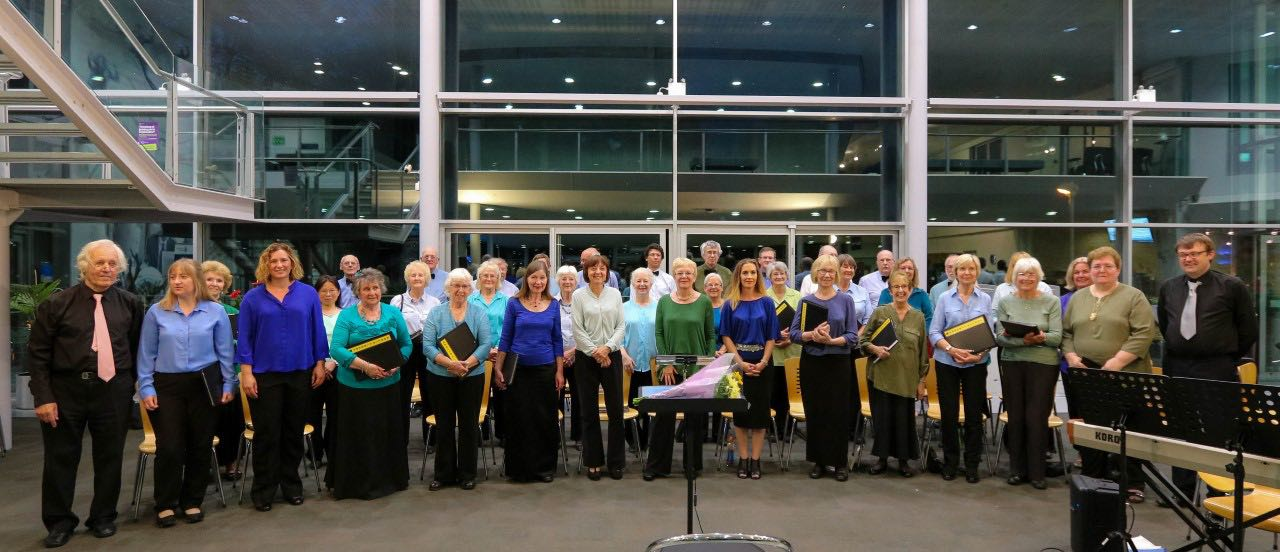 University choir to perform in aid of charity
