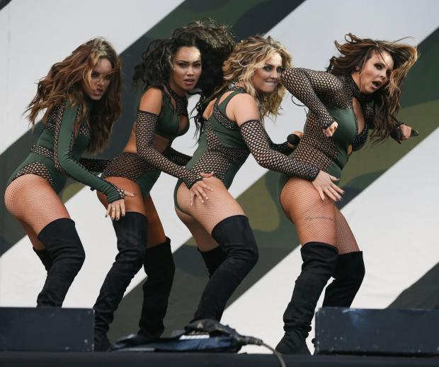 Chelmsford Weekly News: Big name - Little Mix at the V Festival