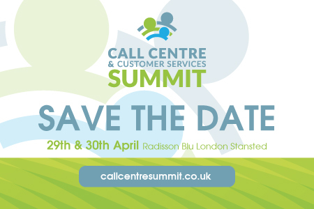 Call Centre and Customer Services Summit April London 2019
