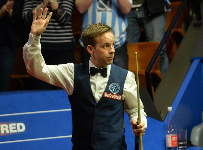 Hoping for better - Ali Carter