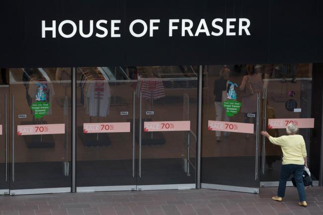 Xpo Logistics Axes 627 Jobs At House Of Fraser Warehouse