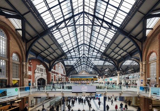 Network Rail secures £2billion to make improvements to train stations